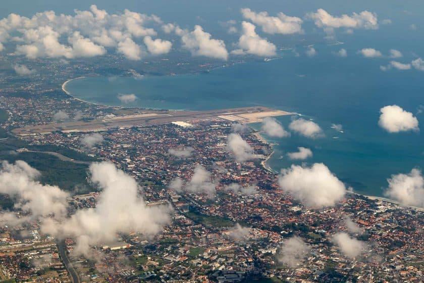 Denpasar Airport Bali Indonesien 2