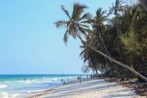 Diani Beach - Mombasa, Kenia