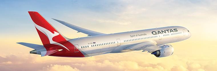 Dreamliner Qantas