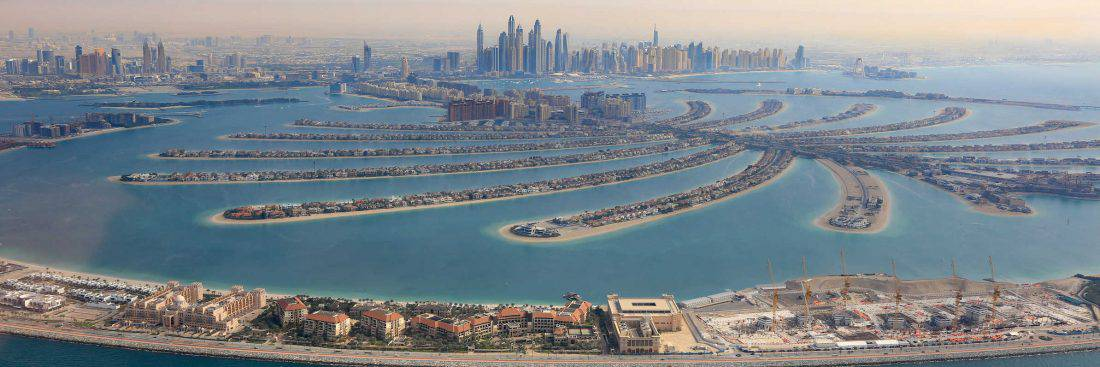 Dubai The Palm, VAE
