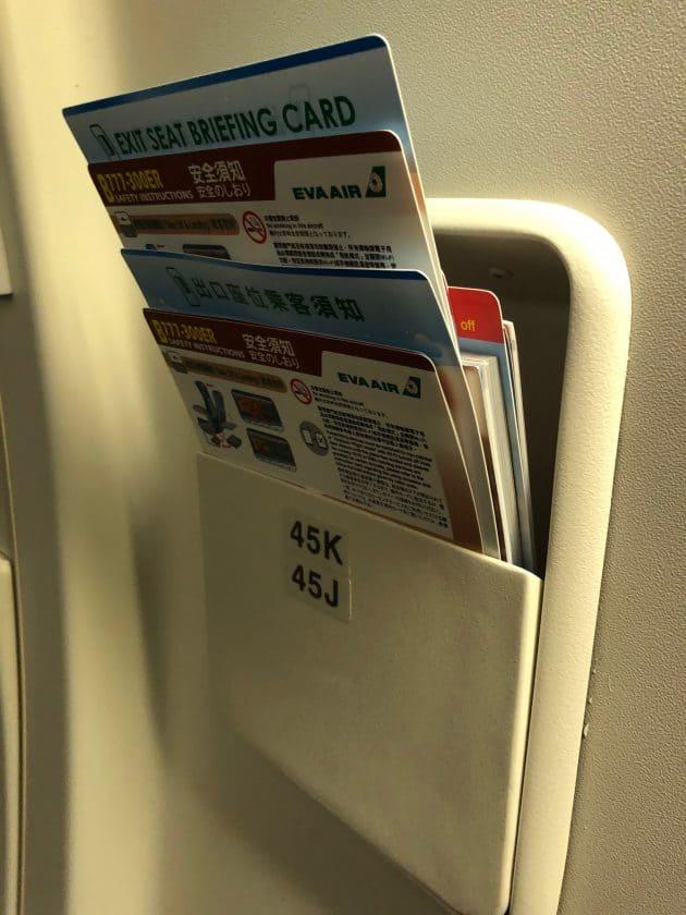 EVA Air Bewertung Magazine