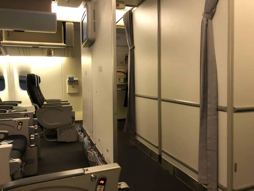 EVA Air Bewertung Zusatzdurchgang