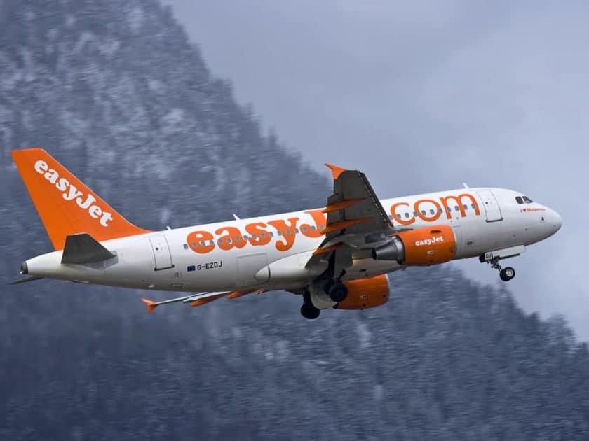 Easyjet Innsbruck