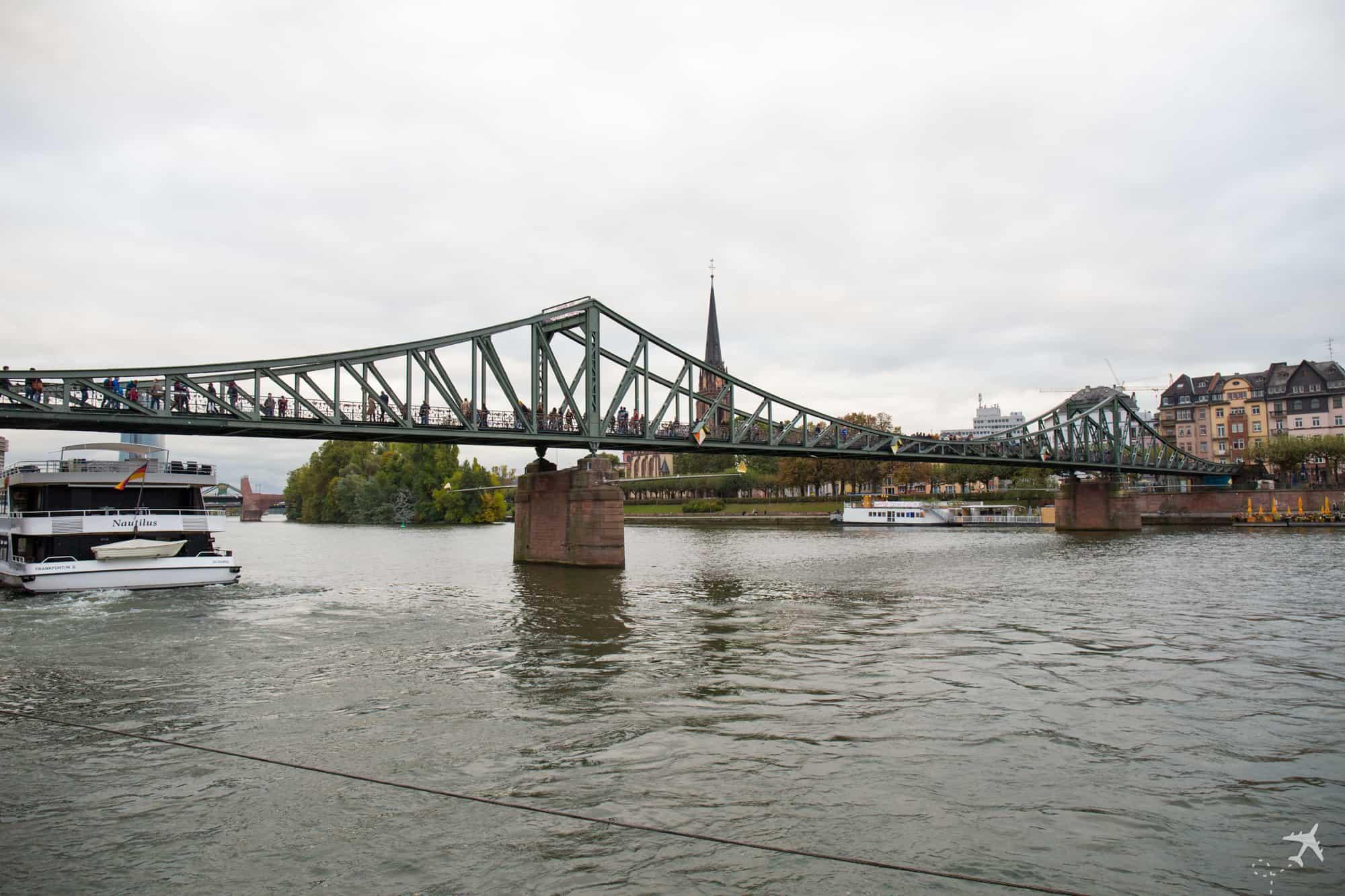 Eisener Steg - Frankfurt am Main