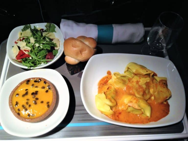 Essen Premiun Economy Air Canada