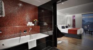Eurostars Muenchen Zimmer Bad