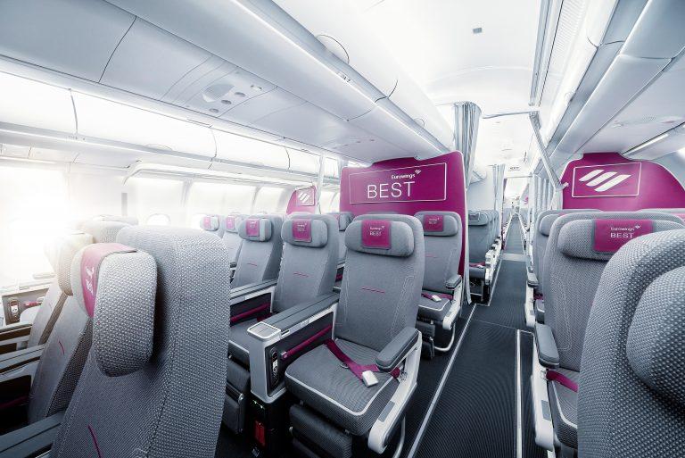 Eurowings Airbus A330 Best Kabine