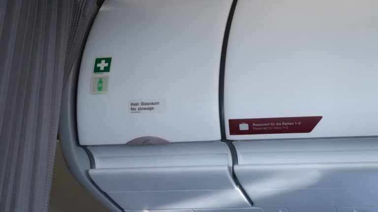 Eurowings Best Overhead Bins