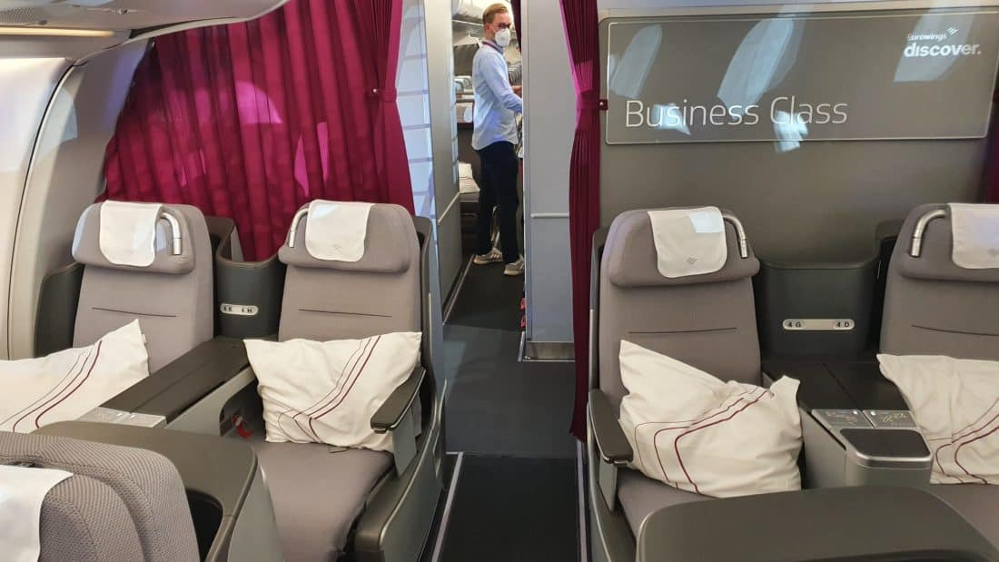 Eurowings Discover Business
