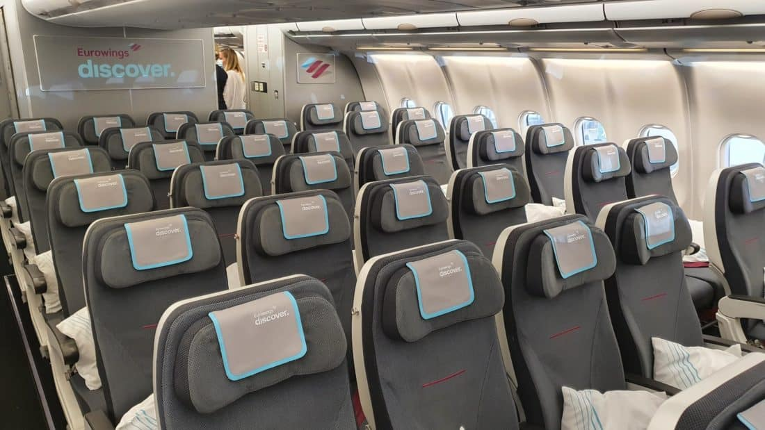 Eurowings Discover Economy