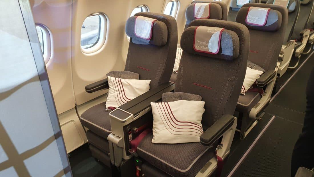 Eurowings Discover Premium Economy