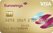 Eurowings Kreditkarte Gold