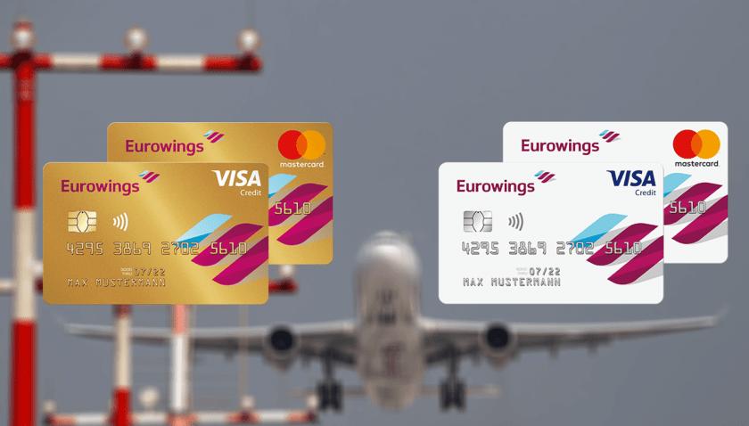 Eurowings Kreditkarte Titelbild