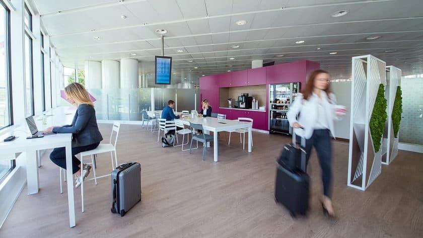 Eurowings Lounge MUC
