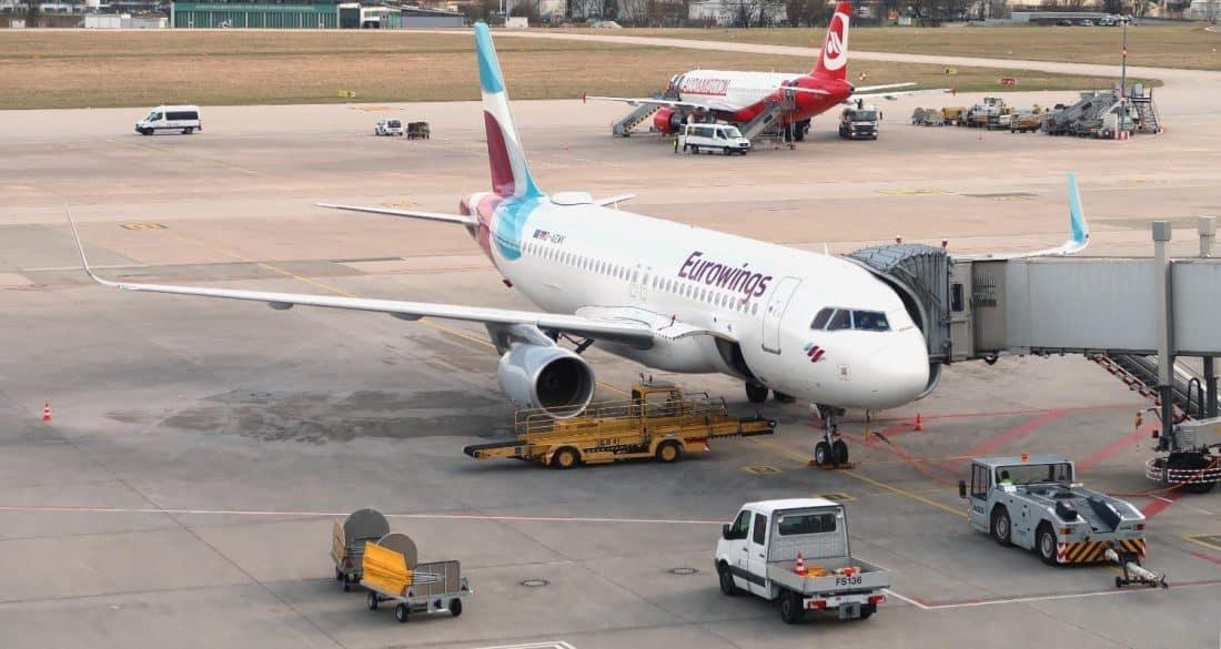 Eurowings STR