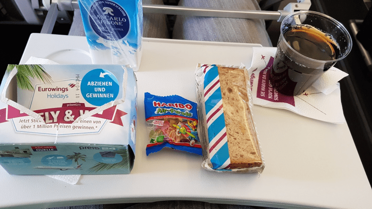 Eurowings Snackbox