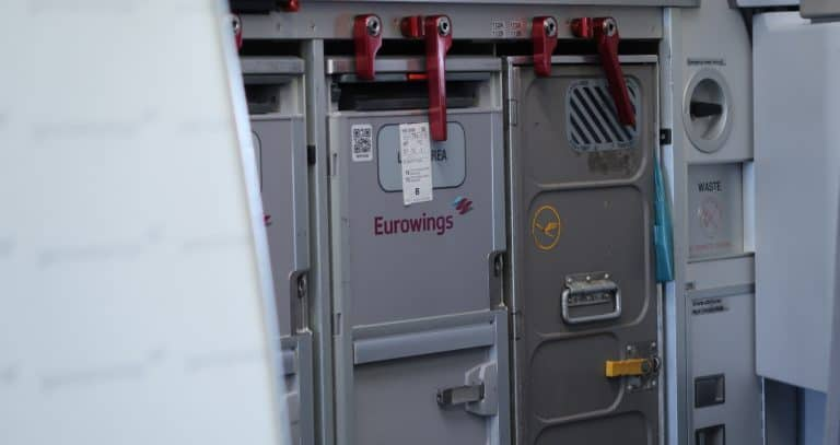 Eurowings Trolleys