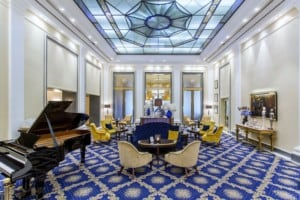 Excelsior Hotel Ernst Cologne Lounge