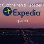 Gutscheine für Expedia.de