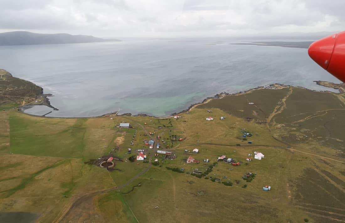 FIGAS Saunders Island Settlement