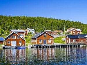Ferienhaus Skandinavien Schweden