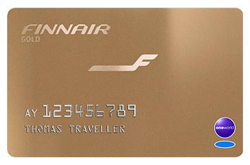 Finnair Plus Gold Card