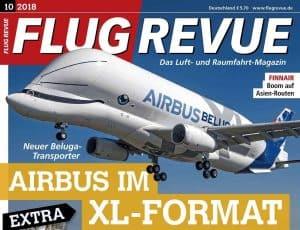 Flugrevue Cover 10 2018
