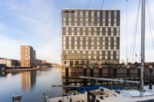 Four Elements Hotel Amsterdam Außenansicht