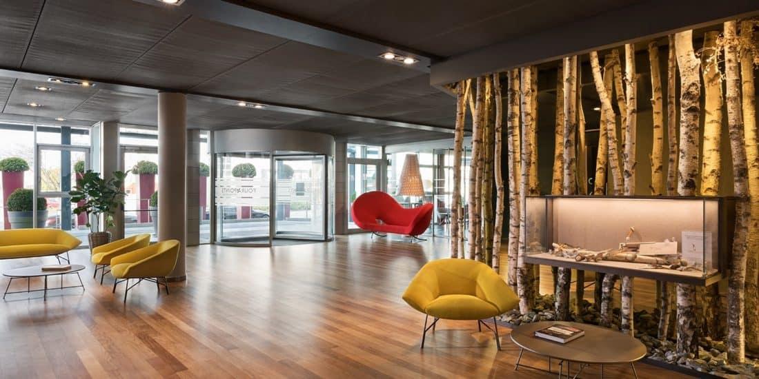 Lobby (© Four Points by Sheraton Bozen)