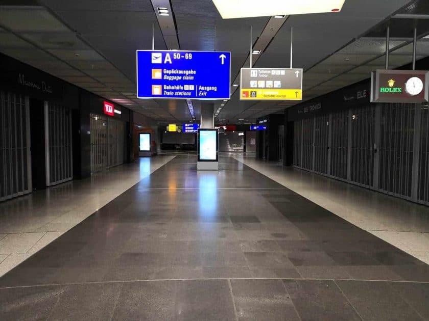 Frankfurt terminal a 1