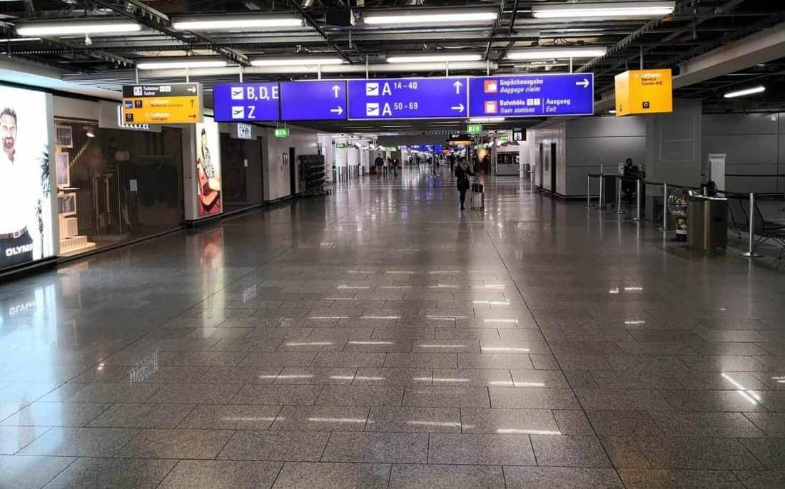 Frankfurt terminal a21 1