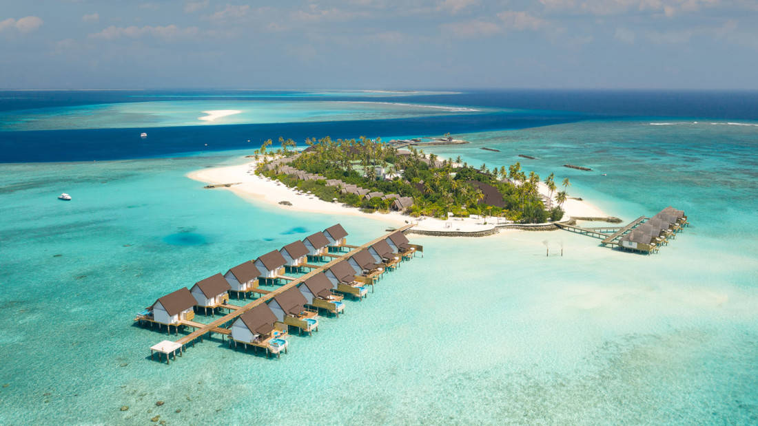 Fushifaru Maldives Overview