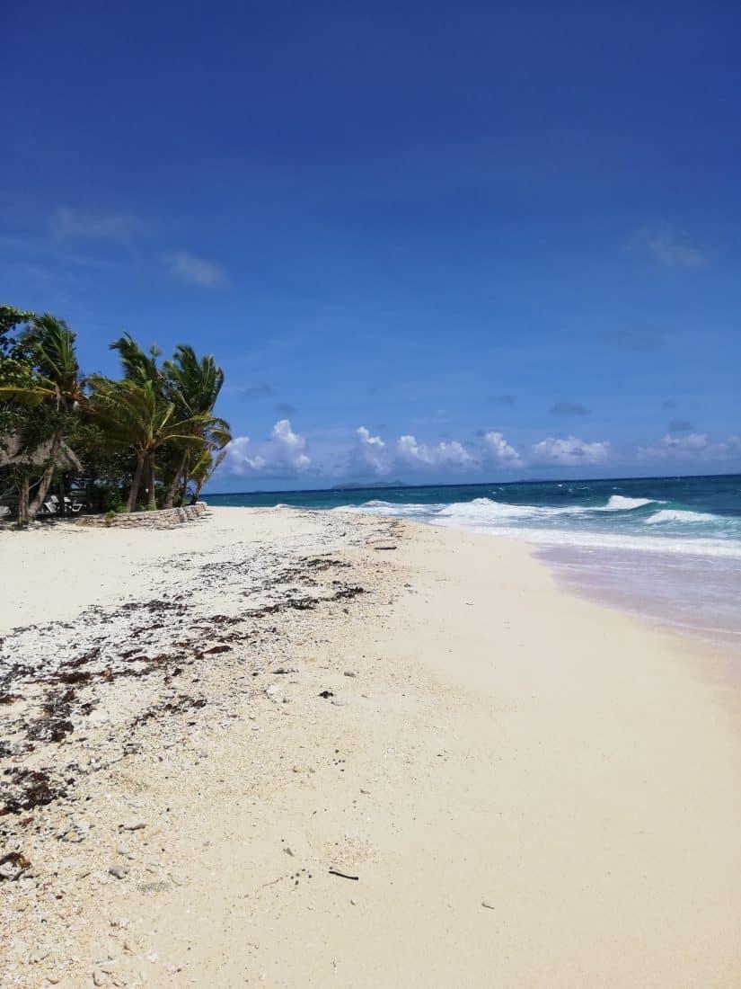 Gastbeitrag Fidschi Traumstrand