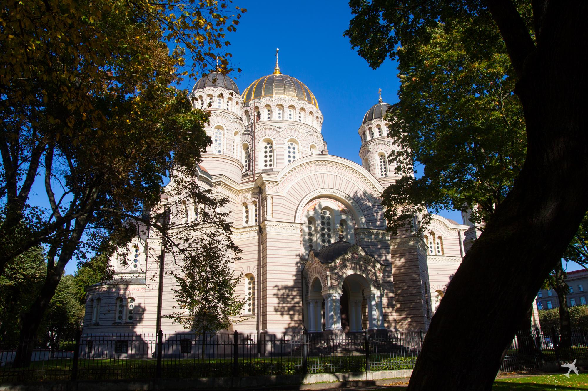 Geburtskathedrale, Riga, Lettland