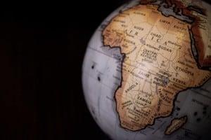 Globus Afrika