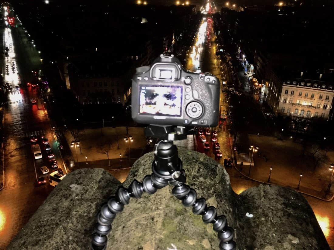 Gorillapod Paris