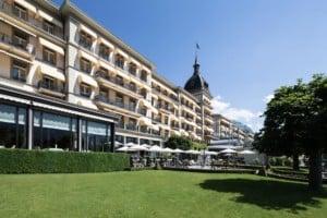 Gradhotel Interlaken Ansicht