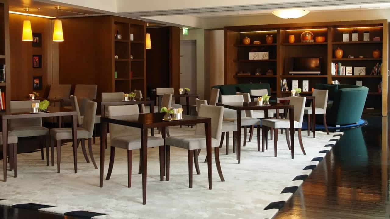 Grand Hyatt Berlin Club Lounge
