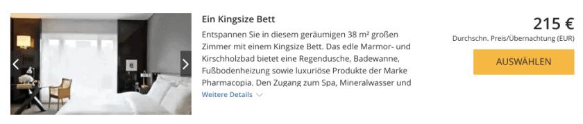 Grand Hyatt Berlin Preisvergleich