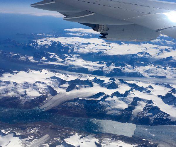 Grönland InFlight