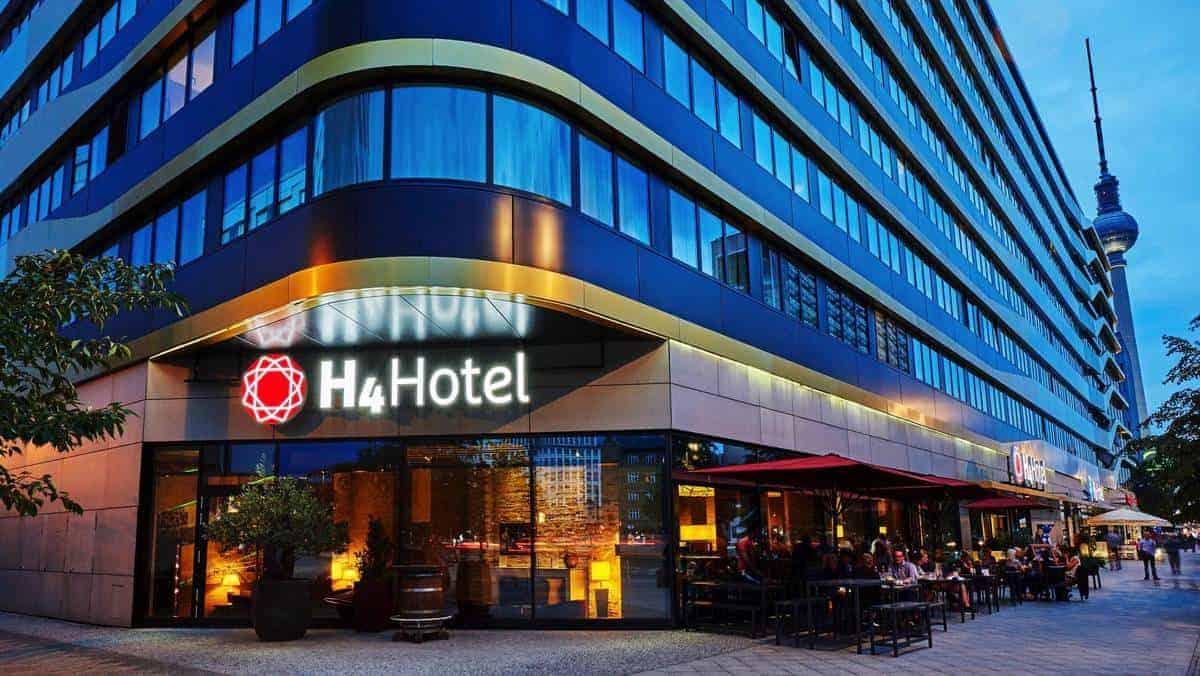 H4-Hotel Berlin