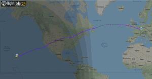 HNL FRA Flightradar24