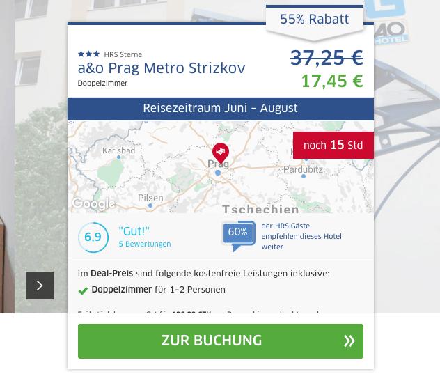 HRS Deals A&O Prag