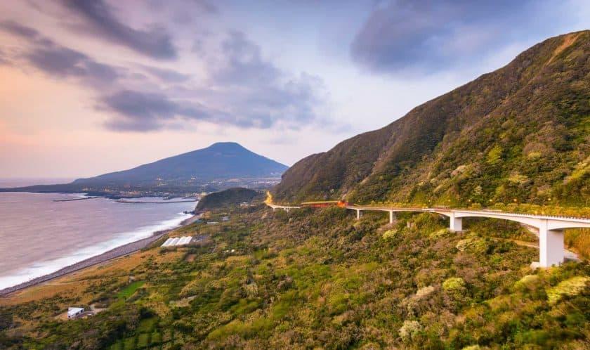 Hachijo jima Japan