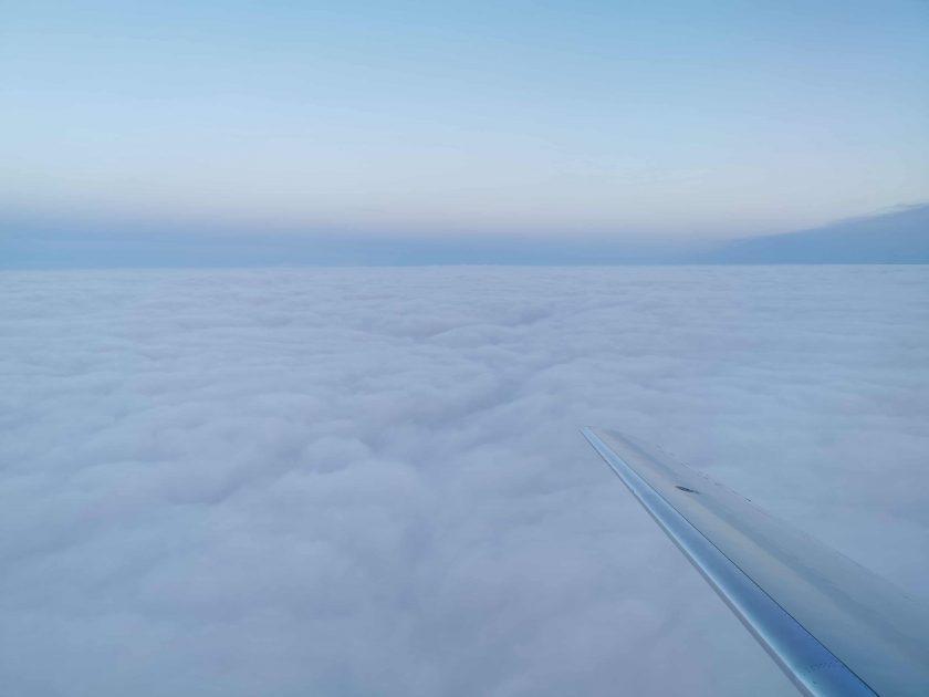 Hahn Air Bewertung Ausblick