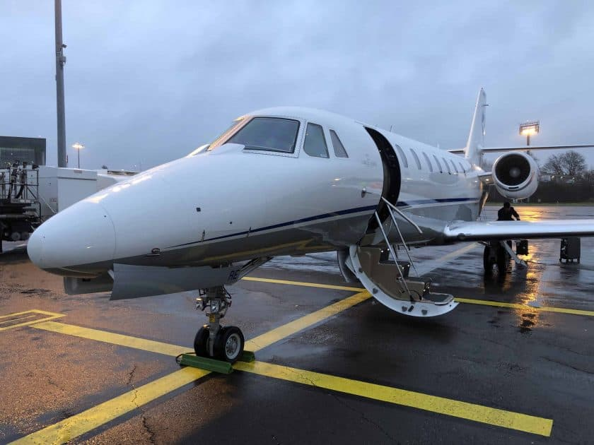 Hahn Air Bewertung Flugzeug