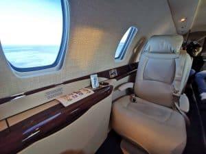 Hahn Air Bewertung Sitz