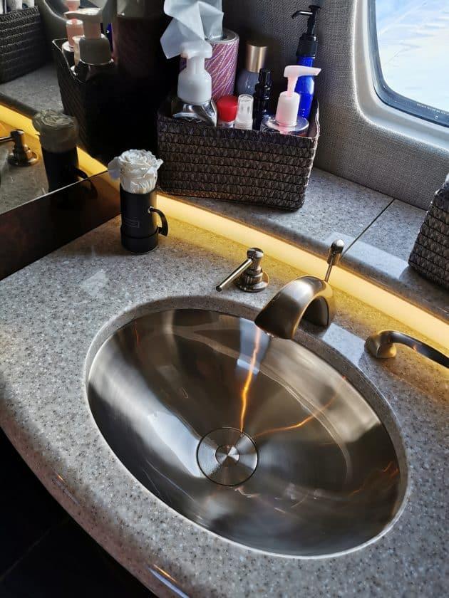 Hahn Air Bewertung WC