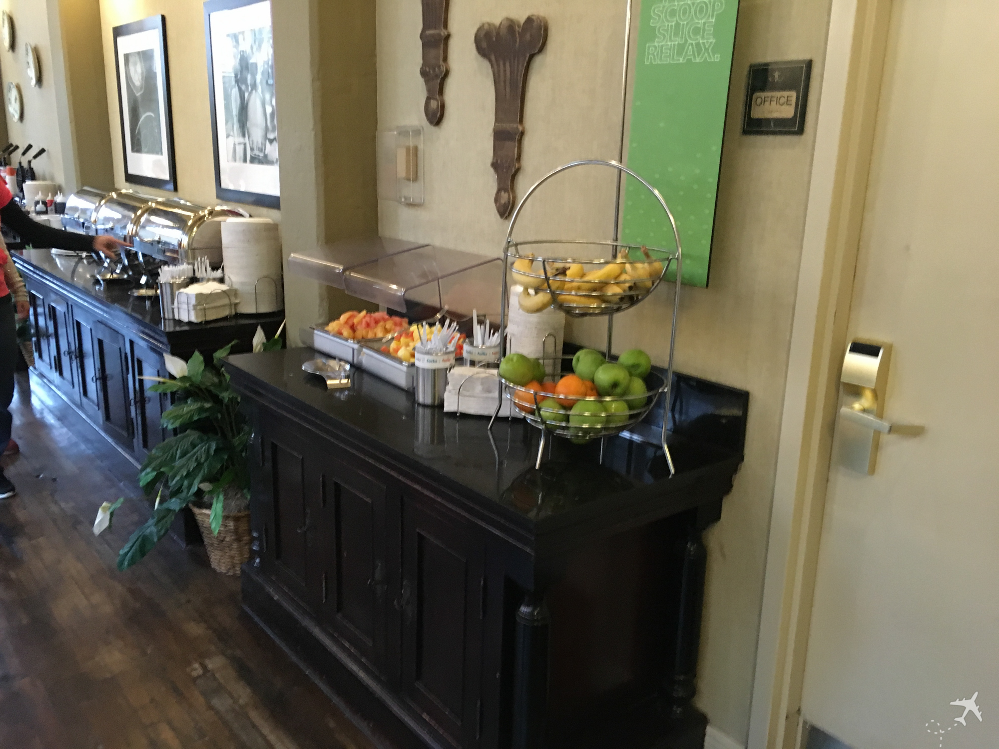 Obst Frühstück - Hampton Inn & Suites New Orleans-Convention Center