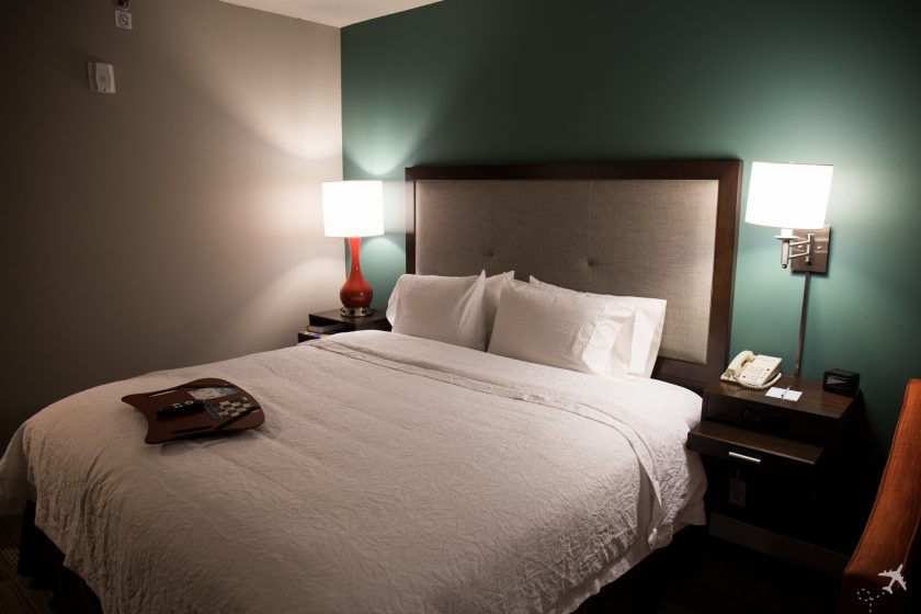 Bett - Hampton Inn & Suites New Orleans-Convention Center